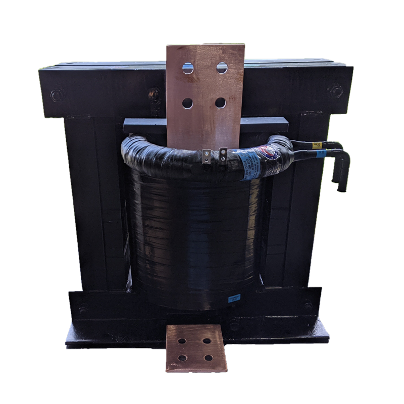 Single Phase Transformer manufactured by Jackson Transformer Company.