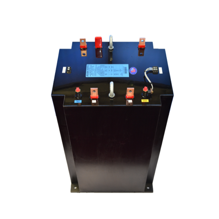 Variable Impedance Transformer manufactured by Jackson Transformer Company.